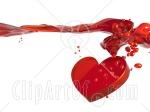 Redheartdrop